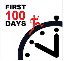 The first 100 days in a new role